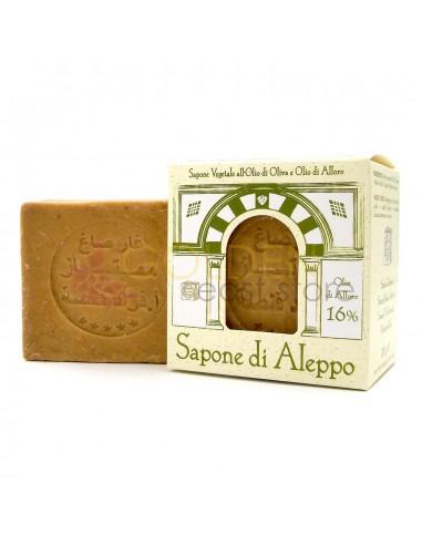 Tea Natura Sapone di Aleppo 16%