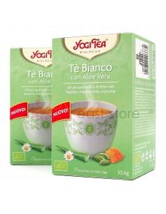 Yogi Tea Tè Bianco con Aloe...