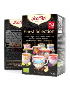 Yogi Tea Finest Selection