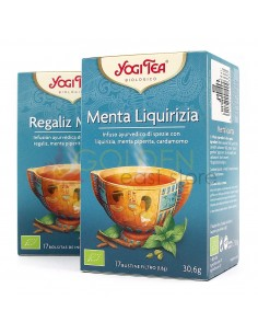 Yogi Tea Menta Liquirizia
