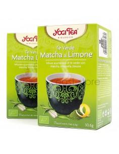 Yogi Tea Tè Verde Matcha al...