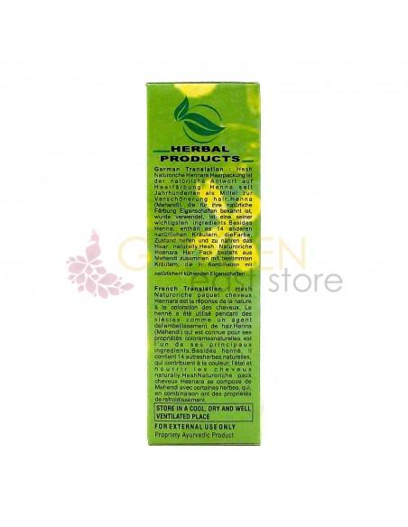 Hesh Heenara Herbal Hair Pack (Impacco Curativo)