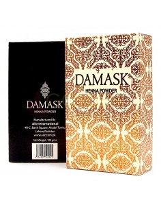 Damask Hennè Body Art Quality