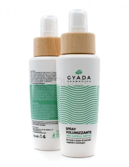 Gyada Spray Volumizzante
