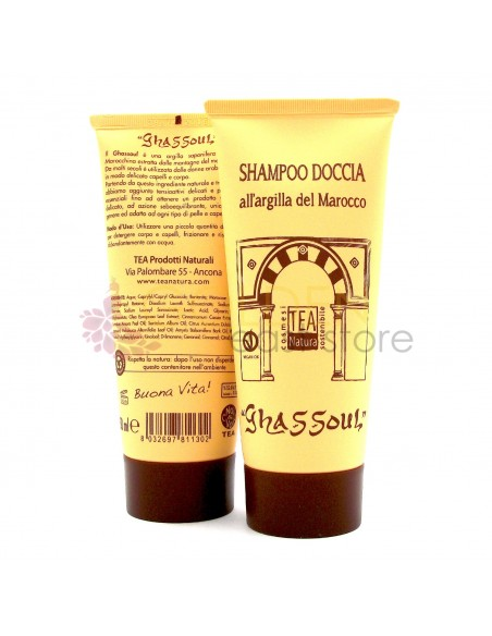 Tea Natura Shampoo Doccia all'Argilla Ghassoul