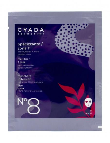 Gyada Maschera in Tessuto Opacizzante / Zona T N.8