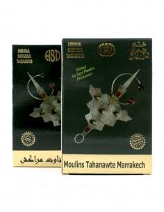 Henna Sahara Tazarine Hennè con 7 Erbe