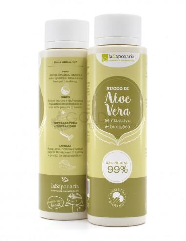 La Saponaria Succo di Aloe Vera - Gel...