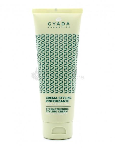 Gyada Crema Styling Rinforzante con Spirulina