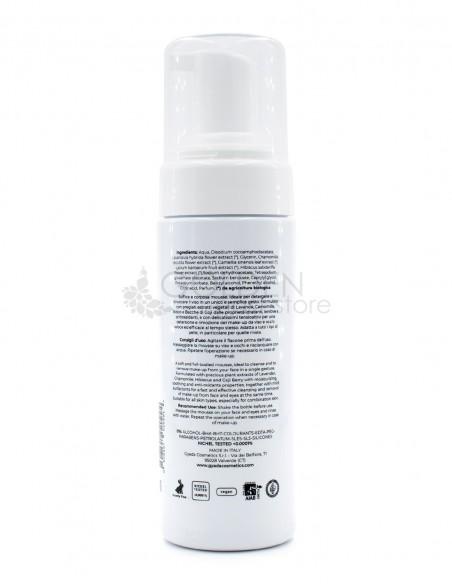 Gyada Mousse Detergente e Struccante
