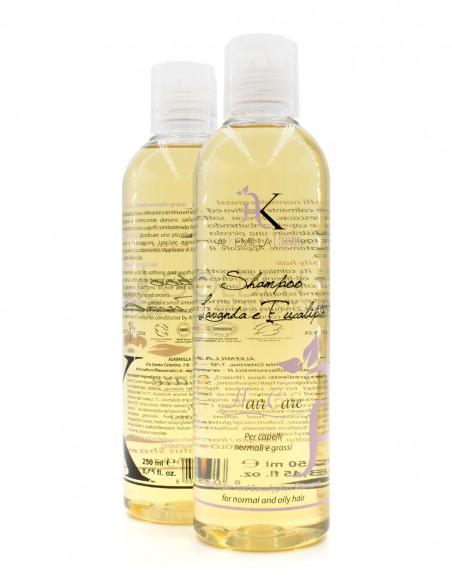 Alkemilla Shampoo Lavanda e Eucalipto
