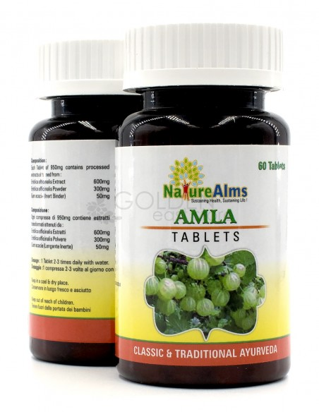 NatureAlms Amla (Amalaki) Integratore