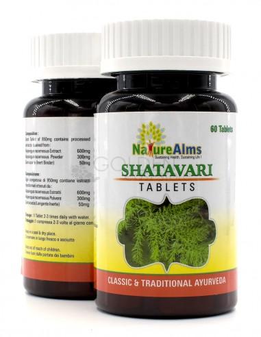 NatureAlms Shatavari Integratore