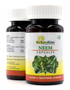NatureAlms Neem Integratore