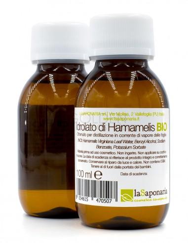 La Saponaria Idrolato di Hamamelis Bio