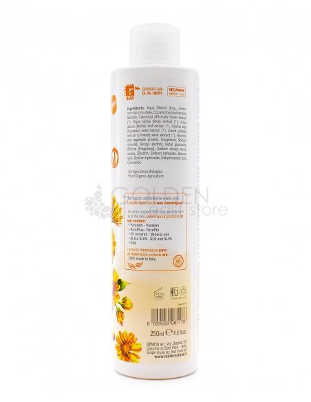 Maternatura Shampoo Capelli Crespi alla Calendula