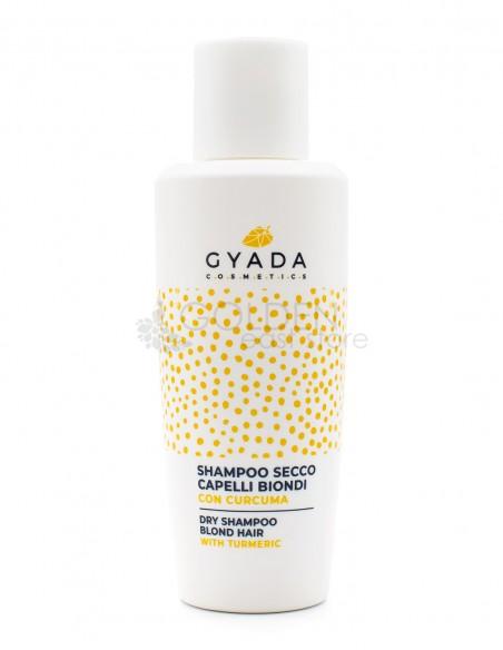 Gyada Shampoo Secco Capelli Biondi