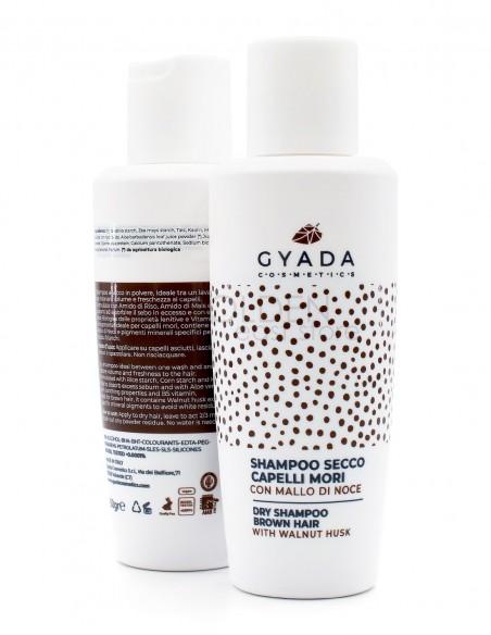 Gyada Shampoo Secco Capelli Mori