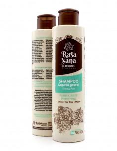 Rasayana Shampoo Capelli Grassi Purificante
