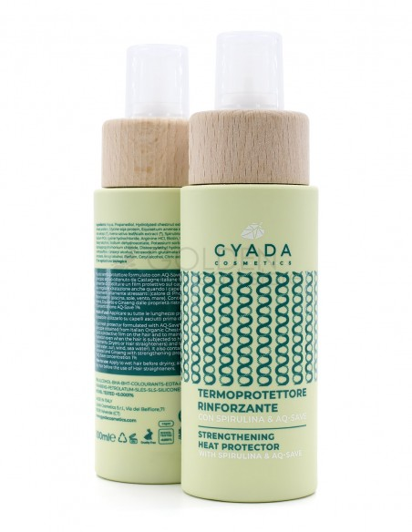 Gyada Termoprotettore Rinforzante con Spirulina & Aq-save