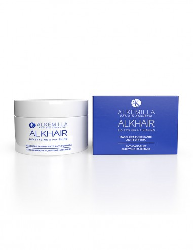 Alkemilla Maschera Purificante Anti-Forfora