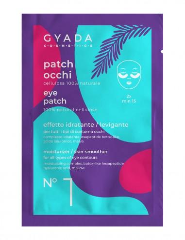 Gyada Patch Occhi Idratante / Levigante N.1
