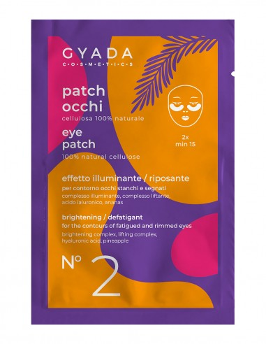 Gyada Patch Occhi Illuminante / Riposante N.2