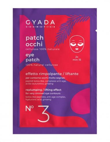 Gyada Patch Occhi Rimpolpante / Liftante N.3