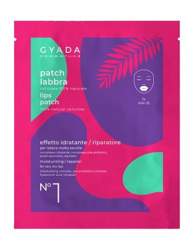 Gyada Patch Labbra Idratante / Riparatore N.1