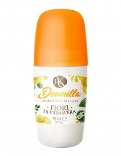 Alkemilla Deomilla Fiori di Primavera Deodorante Roll-On