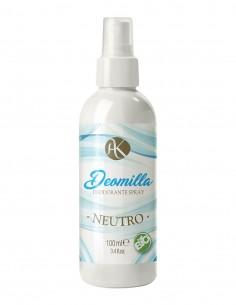 Alkemilla Deomilla Neutro Deodorante Spray