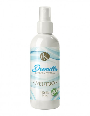 Alkemilla Deomilla Neutro Deodorante Spray