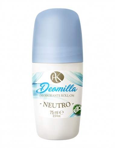 Alkemilla Deomilla Neutro Deodorante Roll-On