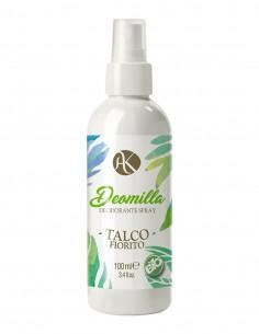 Alkemilla Deomilla Talco Fiorito Deodorante Spray