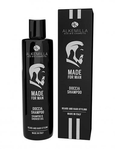 Alkemilla Made for Man Doccia Shampoo