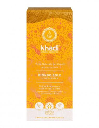 Khadi Tinta Naturale Sunrise (Biondo Sole)