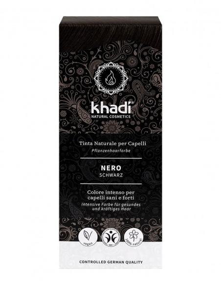 Khadi Tinta Naturale Black (Nero)