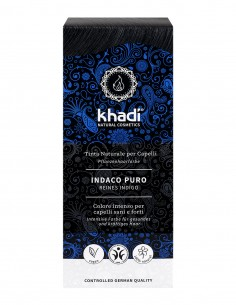 Khadi Tinta Naturale Pure Indigo (Indaco Puro)