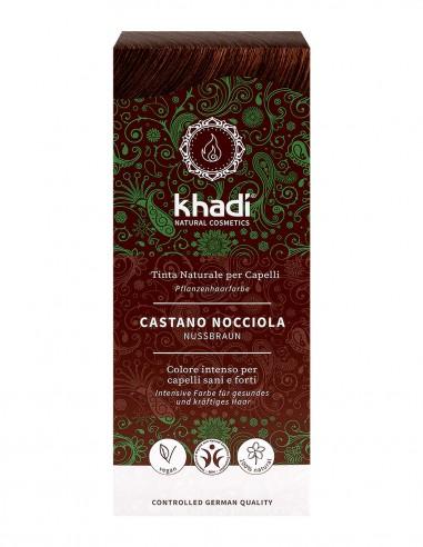 Khadi Tinta Naturale Natural Hazel (Nocciola)