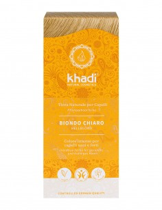 Khadi Tinta Naturale Light Blonde (Biondo Chiaro)