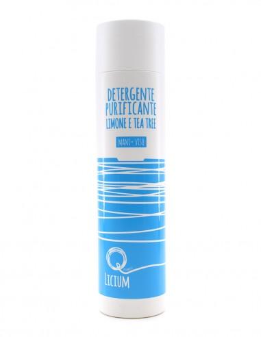 Quantic Licium Detergente Purificante Limone e Tea Tree