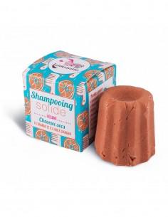 Lamazuna Shampoo Solido Capelli Secchi all'Arancio