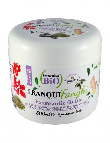 Parentesi Bio Tranquifanghi Fango Anticellulite con Argilla Verde