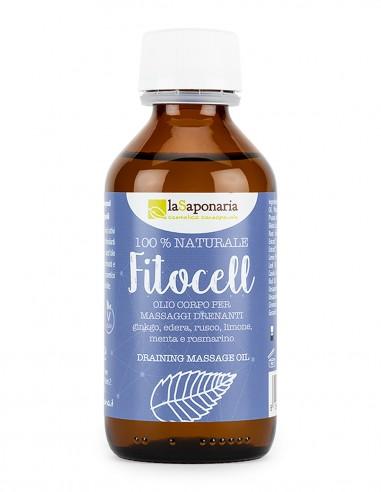 La Saponaria Fitocell Olio Corpo per Massaggi