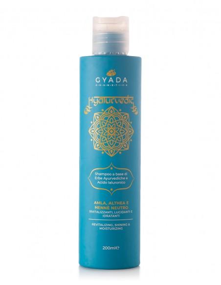Gyada Shampoo Rivitalizzante, Lucidante e Idratante