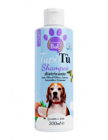 Parentesi Bio Tupitù Shampoo Districante per Cane