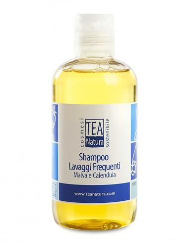 Tea Natura Shampoo Lavaggi Frequenti Malva e Calendula