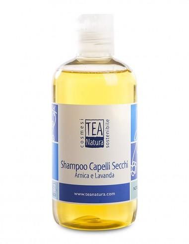 Tea Natura Shampoo Capelli Secchi Arnica e Lavanda