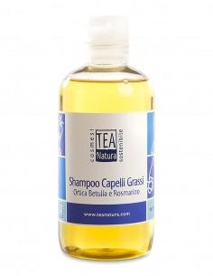 Tea Natura Shampoo Capelli Grassi Ortica Betulla e Rosmarino