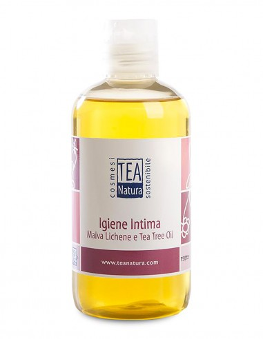 Tea Natura Igiene Intima Malva Lichene e Tea Tree